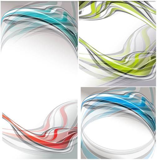 Color Lines free set vector