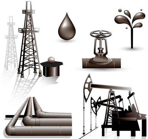 Color Pipelines free vector