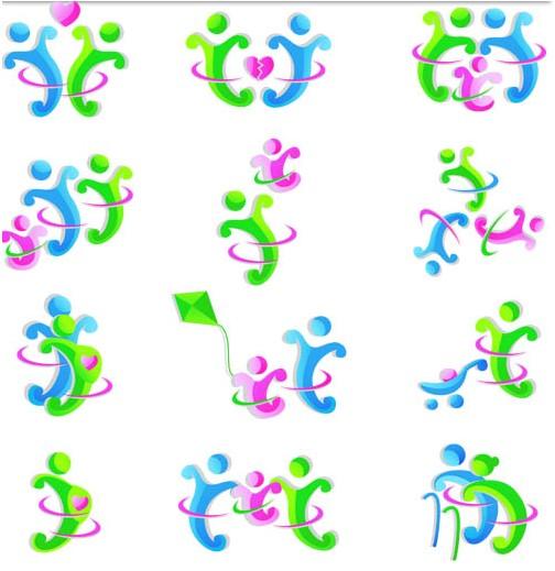 Color Symbols vectors