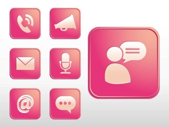 Communication Images Illustration vector