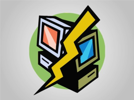 Computers Icon vector