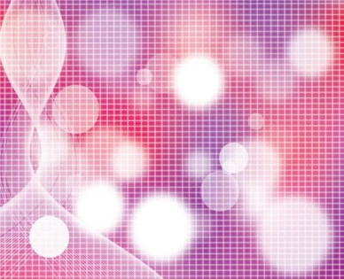 Cool Grid background vector graphics