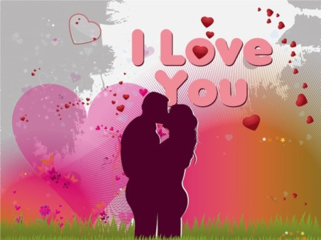Couple In Love vectors