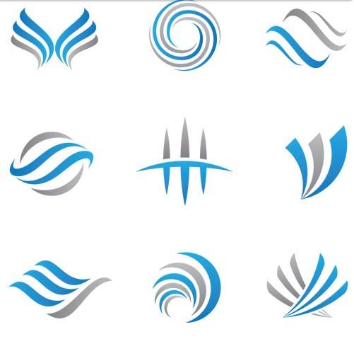 Creative Logotypes 6 vector graphics