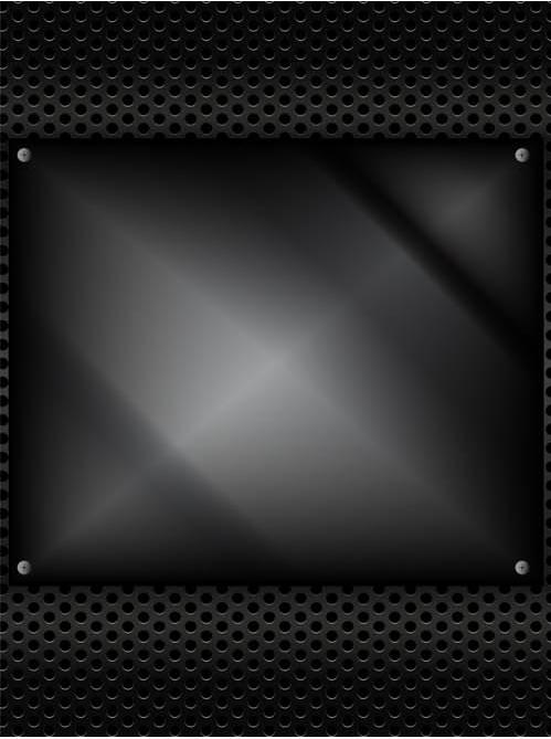 Creative Metal Backgrounds 10 creative vector