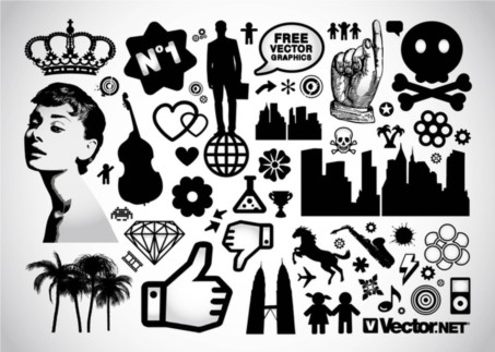 Design Elements Pack vectors graphics