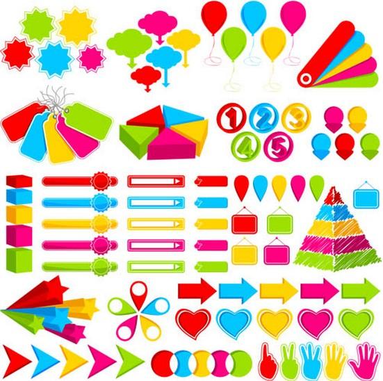 Design Elements graphic vector