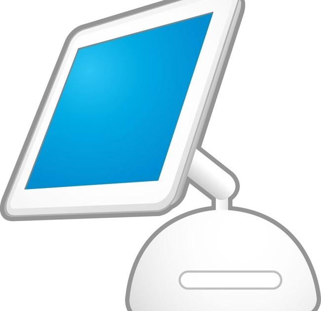 Display, IT office supplies vectors