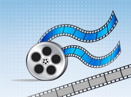 Film Reel Vectors