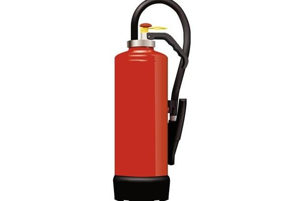 Fire extinguisher Illustration vector