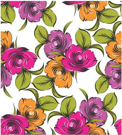 Floral Backgrounds design vectors