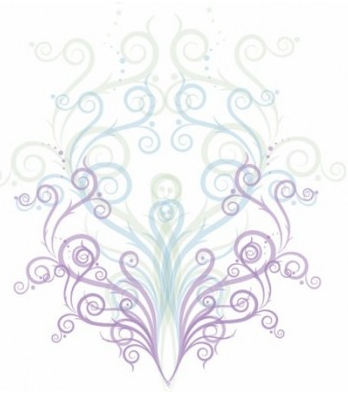 Floral Ornament Graphic vector