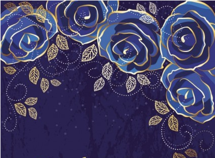 Flower background 03 vector