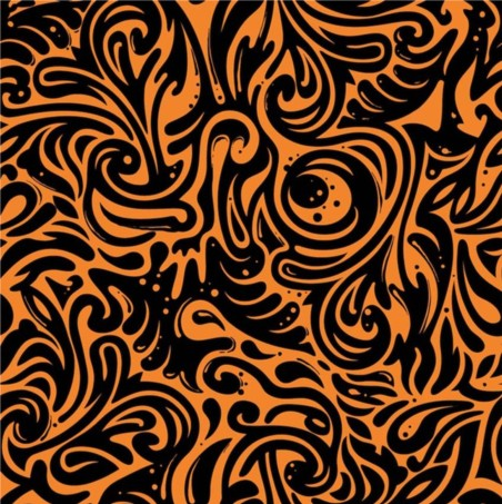 Fluid Pattern background design vector