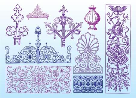 Free Antique Stock Images vectors