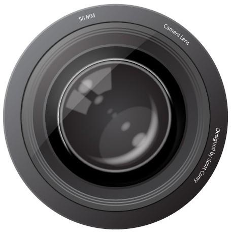 Free CamerLens Image vector material