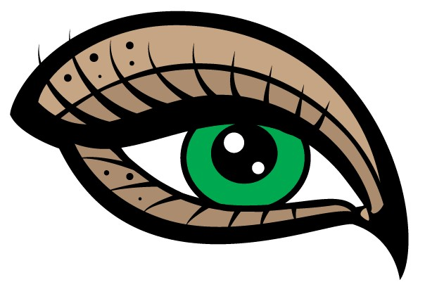 Free Eye Art vectors graphic