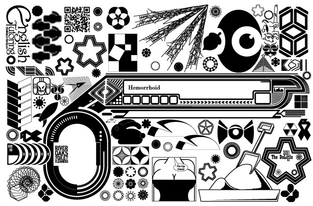 Free Shapes Elements vector