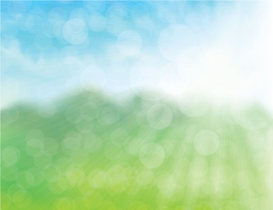 Free Spring Background vector