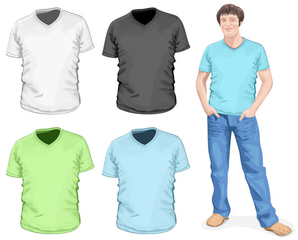 Free clothes 1 Illustration vector