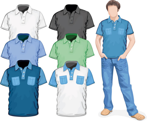 Free clothes 3 Illustration vector