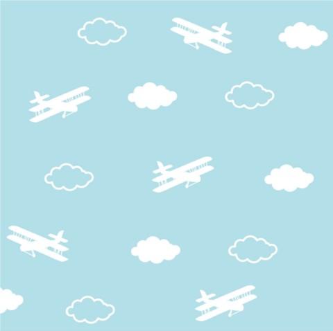 Fresh air cloud background vector set