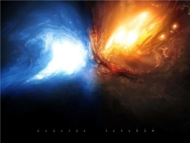 Glacial Fire Explosion vectors