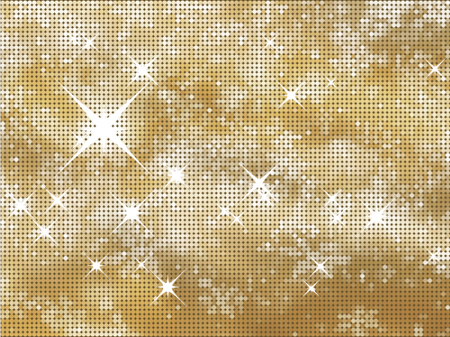 Glittery background vector