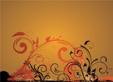 Gold Decoration vector