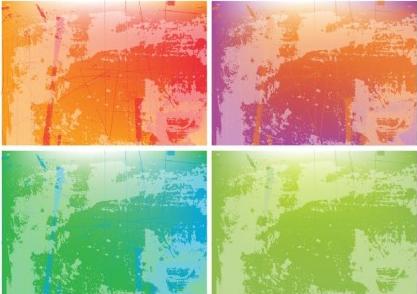Grunge Background free vector set