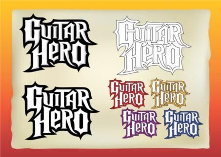 Guitar Hero vector