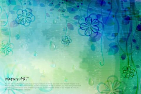 Hazy pattern background vector graphics