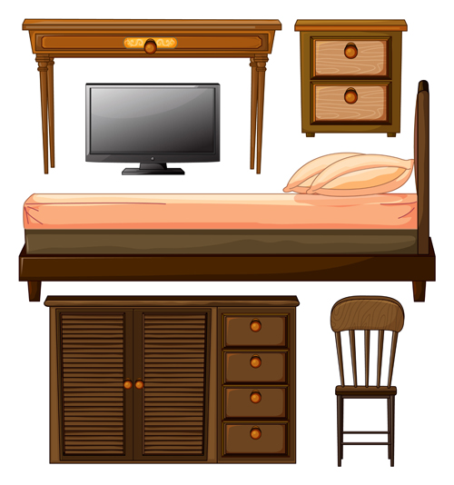 Home Furniture 1 vector