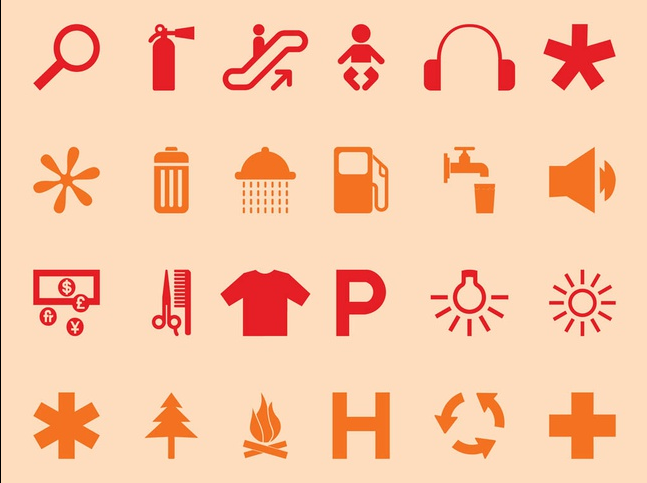 Icon Pack free vectors graphic
