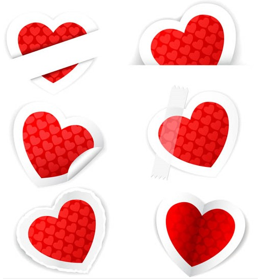 Love Elements vector