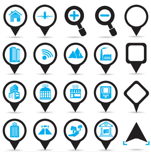 Maps Pointers vector