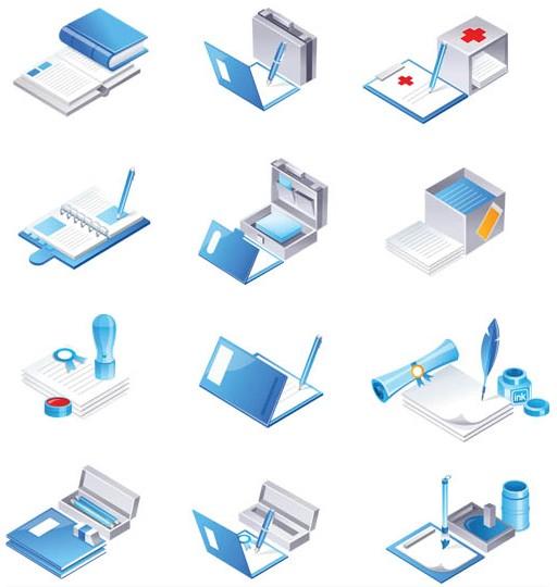 Medicine Icons graphic vector
