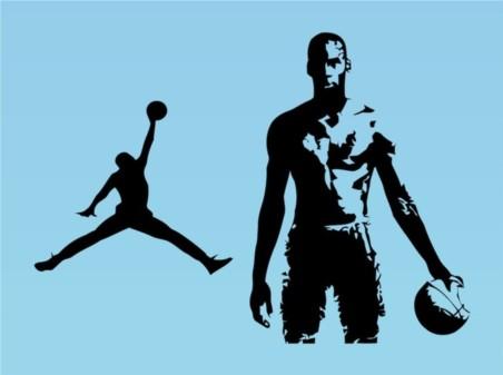 Michael Jordan vectors