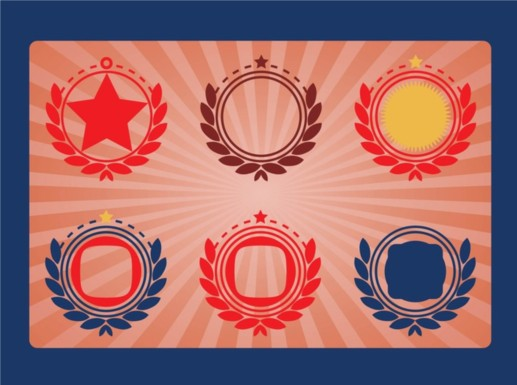 Military Emblems Vectors graphic