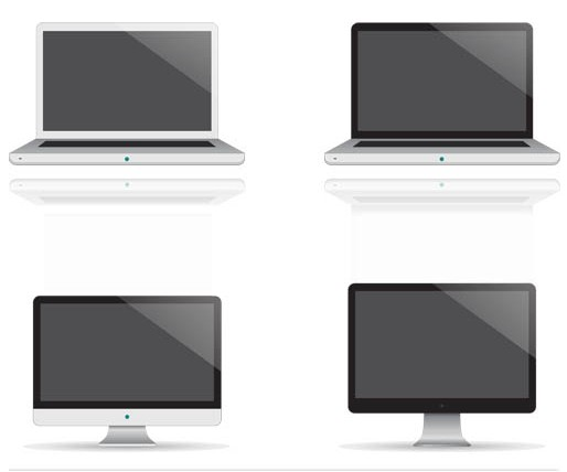 Modern Devices vector