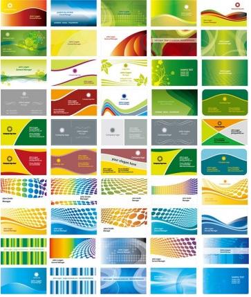 Money card business background vectors