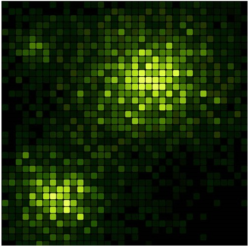 Mosaic Backgrounds 2 vector graphics