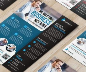 Multipurpose Corporate Business Poster PSD