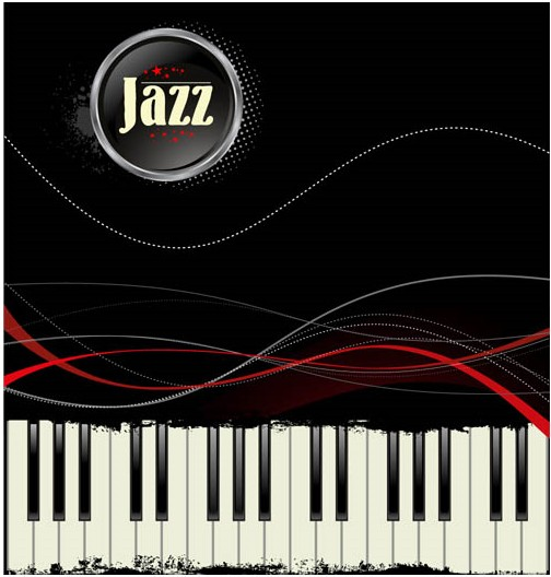 Music Style Backgrounds vector