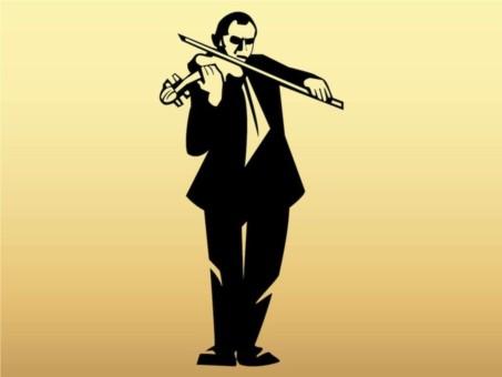 Musician design vectors