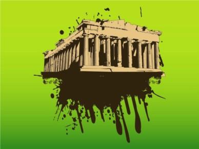 Parthenon vector