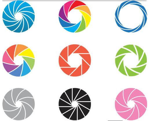 Photo Logotypes vector