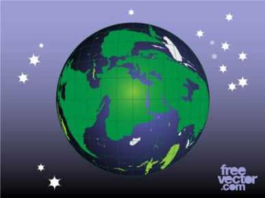 Planet Graphics vector