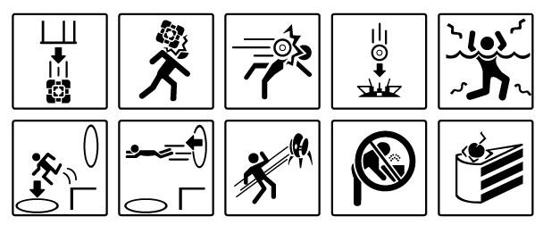 Portal Logos vector