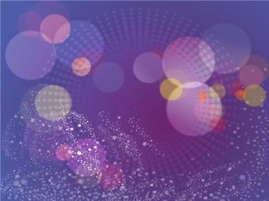 Purple Dots vectors